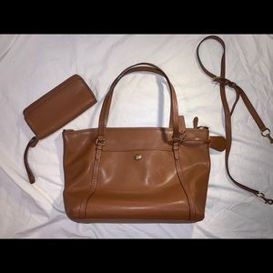 Coach Purse and Matching Wallet!!